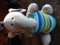 elephant plush with blanket in Naperville, Illinois