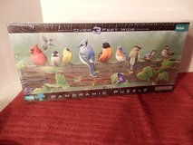"Sealed 750 Pc. Panoramic Puzzle ""Songbirds"" in Naperville, Illinois"