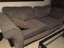 Gray Couch in Bolingbrook, Illinois