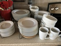 Crate & Barrel Set of Dishes in Fort Carson, Colorado