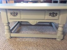 Coffee Table by Bassett, solid wood, painted in Fairfax, Virginia
