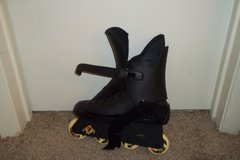 Skate Attack Inline Skates w/ case in Baytown, Texas