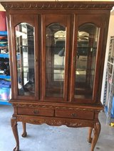 China Cabinet and Buffet Set in Fort Leavenworth, Kansas