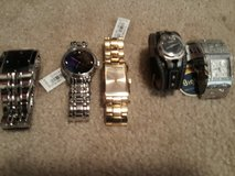 Brand New Guess /Fossil Watches in Travis AFB, California