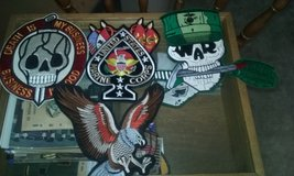 4 large patches in Cherry Point, North Carolina