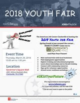 2018 YOUTH JOB FAIR in Fort Campbell, Kentucky