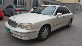 LOW MILES! ONE OWNER!2004 HYUNDAI GRANDURE-AUTO-LEATHER-CLEAN-GOOD RUNNING COND. in Osan AB, South Korea