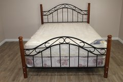 Queen Size Bed and Mattress in Spring, Texas