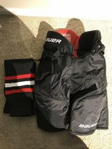 Men's Hockey pants and socks in Chicago, Illinois
