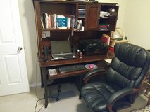 Office Desk with Executive Chair (CHAIR SOLD) in Fort Hood, Texas