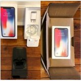 """Apple iPhone X, Fully Unlocked 5.8"""", 256 GB Space Gray NEW-SEALED in Fort Hood, Texas"""