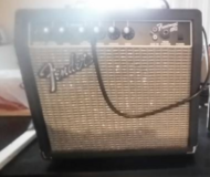 Fender frontsman 15G amp in Fort Carson, Colorado