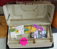 Tackle Box Filled With New Lures in Leesville, Louisiana