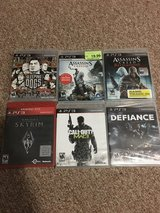 PS3 Games Brand New Sealed in Naperville, Illinois
