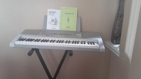 casio piano CTK 810 with stand,manual in Elgin, Illinois
