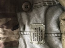 Camo Winter Pants with Liner in Fort Bragg, North Carolina