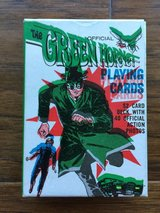 Official Green Hornet Playing Cards No. 49 in Fort Riley, Kansas