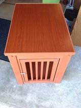 wood small dog cage night stand in Eglin AFB, Florida