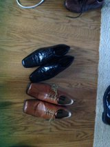 Two pairs of Men's shoes size 11.5 in Savannah, Georgia