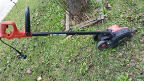 Black & Decker electric edger in The Woodlands, Texas