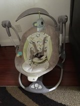 baby swing in Travis AFB, California