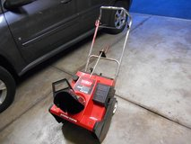 Toro Snow Blower CCR 2000 4.5 HP 2 Cycle Single Stage Runs Great in Aurora, Illinois