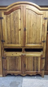 Solid Wood Armoire in Houston, Texas