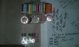Atomic participation medals  rare in Cherry Point, North Carolina