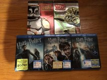 Clone Wars TV show & Harry Potter Blu-Ray in Orland Park, Illinois