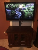 TV with Stand in Fort Drum, New York