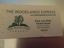 Woodlands Park & Ride tickets in The Woodlands, Texas