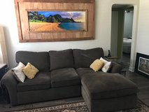 Couch - Clean and Comfortable (Great Quality) in MacDill AFB, FL