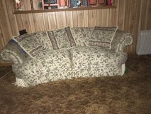 Couch in Fort Polk, Louisiana