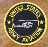REDUCED Patch US Army Aviation in 29 Palms, California