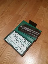 Green Domino Set with Case in Schaumburg, Illinois