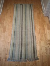 Woven Runner Rug in Schaumburg, Illinois