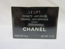 FOR SALE CHANEL AUTHENTIC creme, sealed. Brand new. in Bolingbrook, Illinois