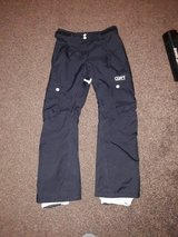 ladies snowboarding trousers 8-10 in excellent condition in Lakenheath, UK