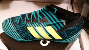 NEW Indoor Soccer Cleats Adidas Size 10.5 & 11 in St. Charles, Illinois