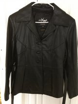 Leather jacket from Wilson's in Fairfield, California