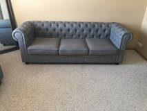 Sofa Button Tufted in Tinley Park, Illinois