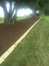Landscaping, tree service, patios and mulch in Naperville, Illinois