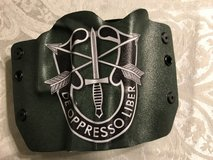 Kydex Holster made by Bullseyes for Sig Sauer 220 (Brand New) in Fort Bragg, North Carolina