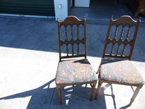 chairs (make offer )REDUCED to $25 in Camp Lejeune, North Carolina