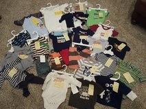 Baby boys size newborn-3/6 month lot in Chicago, Illinois