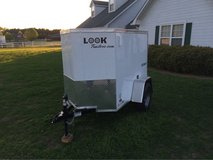 4x6 LOOK Enclosed Trailer in Fort Drum, New York