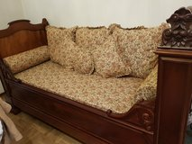 Antique Couch/ Daybed with bed function (1870) in Ramstein, Germany