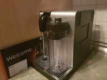 Nespresso Machine with Milk Frother in Spangdahlem, Germany