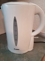 Electric Kettle in Spangdahlem, Germany