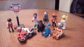 Playmobil Sport Figures in Chicago, Illinois